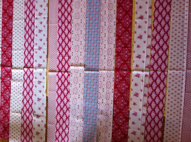 A trio of quilts - Jen Arnall-Culliford Knitwear : how to put a quilt together - Adamdwight.com