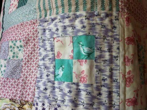 Gran's quilt3