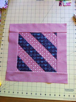 Diagonals block 124