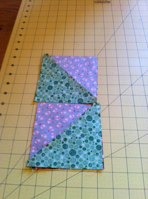 Pinwheel Block42