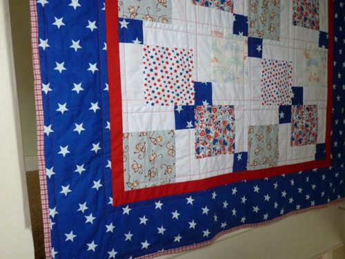 More 9-patch quilts1
