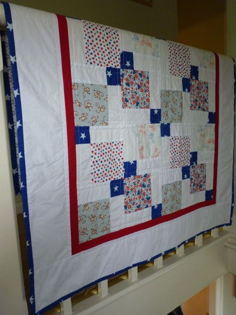 More 9-patch quilts3