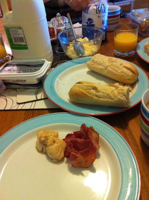 Shetland Breakfast1
