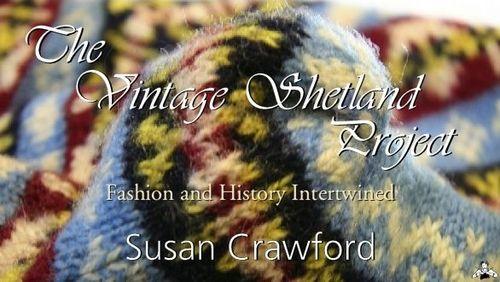 Vintage Shetland