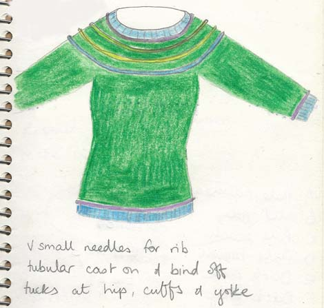 Sketch East Woodlands Sweater 2