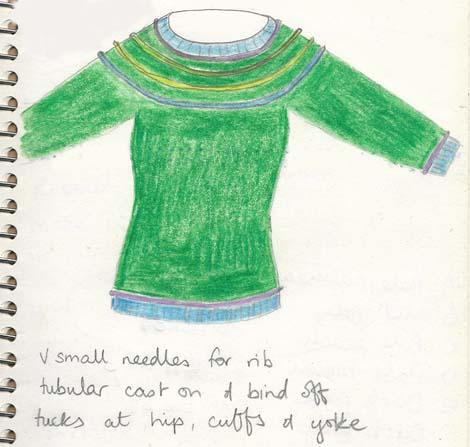 Sketch East Woodlands Sweater 2