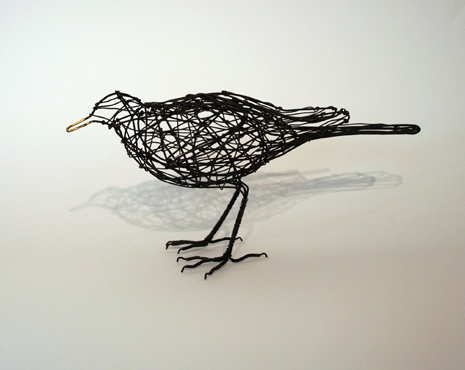 Mel Day Blackbird