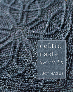 Celtic Cable Shawls cover