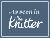 As seen in The Knitter
